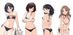 Rating: Safe Score: 196 Tags: asakura_tooru bikini fukumaru_koito gin00 higuchi_madoka ichikawa_hinana idolmaster idolmaster_shiny_colors sketch swimsuit User: ssagwp