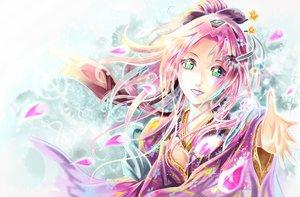 Rating: Safe Score: 34 Tags: green_eyes haruno_sakura japanese_clothes long_hair naruto pink_hair User: humanpinka