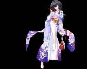 Rating: Safe Score: 209 Tags: barefoot black_hair drink japanese_clothes kawagishi_keitarou kimono long_hair maji_de_watashi_ni_koi_shinasai! musashibou_benkei sake transparent User: Wiresetc