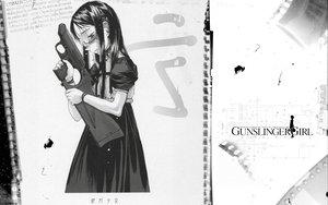 ガンスリンガー・ガールの壁紙 1440×900px 580KB