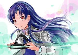 Rating: Safe Score: 12 Tags: blue_hair idolmaster kisaragi_chihaya long_hair nerotarou@seven red_eyes User: HawthorneKitty