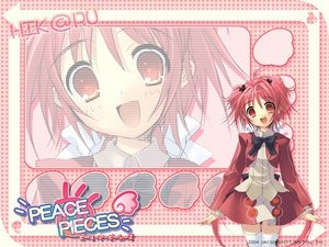 Rating: Safe Score: 12 Tags: itou_noiji peace_pieces red_eyes red_hair tagme thighhighs User: Oyashiro-sama