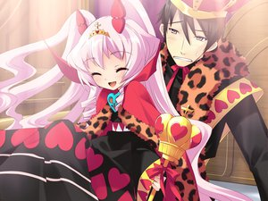 Rating: Safe Score: 12 Tags: alice_parade crown futarimeno_alice game_cg joousama_lavinia loli male unisonshift User: 秀悟