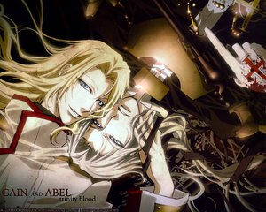 Rating: Safe Score: 3 Tags: abel_nightroad cain_nightroad gun trinity_blood weapon User: Moony
