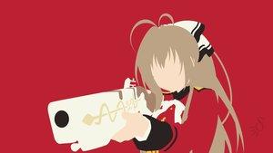 Rating: Safe Score: 64 Tags: amagi_brilliant_park brown_hair gun polychromatic red sento_isuzu weapon User: CountFapula013