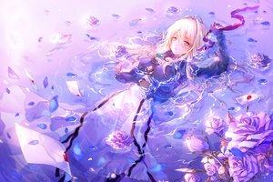 Rating: Safe Score: 88 Tags: ekh jpeg_artifacts tagme violet_evergarden violet_evergarden_(character) User: luckyluna