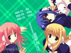Rating: Safe Score: 13 Tags: aquaplus ilfa kouno_harumi leaf mitsumi_misato silfa to_heart to_heart_2 to_heart_2_another_days User: HMX-999