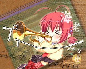 Rating: Safe Score: 2 Tags: bra-ban! ebihara_minase kobuichi muririn yuzusoft User: Zero