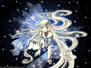 Rating: Safe Score: 32 Tags: chii chobits clamp User: Maboroshi