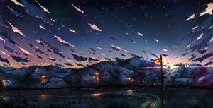 Rating: Safe Score: 157 Tags: buell22 clouds grass landscape nobody original scenic sky stars sunset User: Flandre93