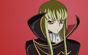 Rating: Safe Score: 16 Tags: cc code_geass green_hair red vector yellow_eyes User: Seraph
