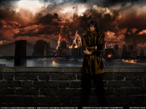 Rating: Safe Score: 39 Tags: blue_submarine_no_6 range_murata signed User: Dreamlessnight
