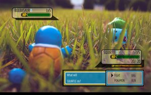 Rating: Safe Score: 63 Tags: 3d bulbasaur grass jpeg_artifacts nintendo photo pokemon squirtle User: acucar11