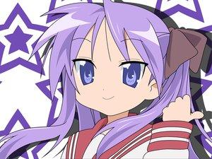 Rating: Safe Score: 7 Tags: hiiragi_kagami lucky_star User: Oyashiro-sama