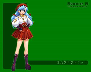 Rating: Questionable Score: 3 Tags: alice_soft copandon_dotto rance rance_6 User: 秀悟