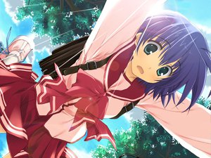 Rating: Questionable Score: 9 Tags: aquaplus game_cg jpeg_artifacts leaf mitsumi_misato to_heart to_heart_2 User: xararx