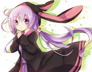 Rating: Safe Score: 107 Tags: hoodie long_hair purple_eyes purple_hair tosura-ayato vocaloid voiceroid yuzuki_yukari User: FormX