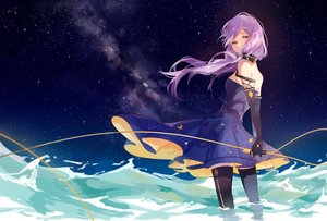 Rating: Safe Score: 46 Tags: long_hair pink_hair tagme_(artist) vocaloid vocaloid_china xingchen User: luckyluna
