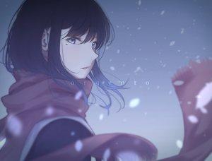 Rating: Safe Score: 69 Tags: black_hair original purple_eyes saitou_(lynx-shrike) scarf short_hair snow User: mattiasc02