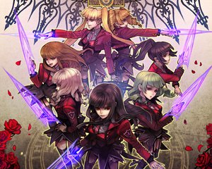 Rating: Safe Score: 30 Tags: asmodeus beelzebub belphegor black_hair blonde_hair brown_hair flowers garter_belt green_hair leviathan long_hair lucifer mammon petals red_eyes rose satan seifuku tie twintails umineko_no_naku_koro_ni weapon User: happygestapo