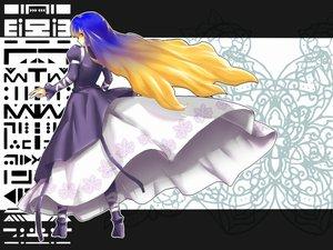 Rating: Safe Score: 53 Tags: blonde_hair blue_hair dress gohitsuki hijiri_byakuren long_hair touhou User: w7382001