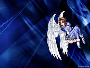 Rating: Safe Score: 4 Tags: blue marie_pandragon mechagirl taka_tony tempest wings User: Oyashiro-sama