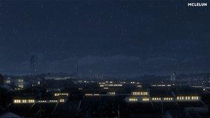 Rating: Safe Score: 35 Tags: building city clouds dark mclelun night nobody original rain scenic water watermark User: RyuZU