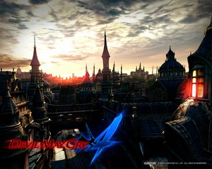 Rating: Safe Score: 20 Tags: clouds devil_may_cry scenic sky sunset tagme watermark User: Katsumi