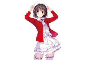 Rating: Safe Score: 117 Tags: katou_megumi misaki_kurehito saenai_heroine_no_sodatekata User: luckyluna