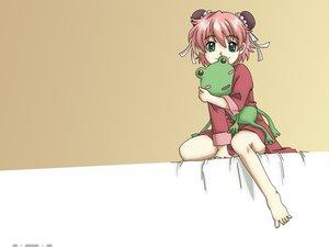 Rating: Safe Score: 9 Tags: animal anita_king frog read_or_die User: Oyashiro-sama