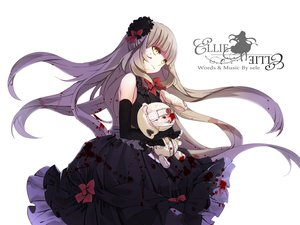 Rating: Safe Score: 139 Tags: blonde_hair blood bow dress eyepatch gloves long_hair mayu_(vocaloid) vocaloid yellow_eyes yuuki_kira User: Maboroshi