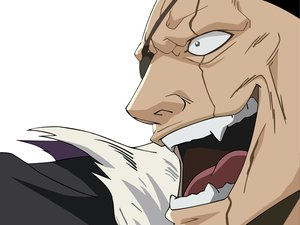 Rating: Safe Score: 3 Tags: bleach zaraki_kenpachi User: Oyashiro-sama