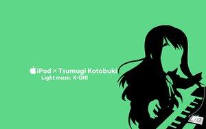 Rating: Safe Score: 7 Tags: instrument ipod k-on! kotobuki_tsumugi User: mikucchi