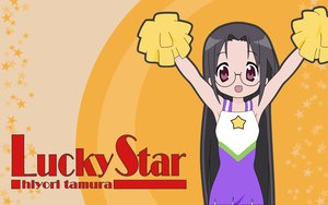 Rating: Safe Score: 12 Tags: cheerleader lucky_star tamura_hiyori User: 秀悟