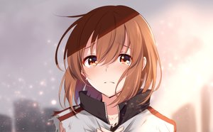 Rating: Safe Score: 43 Tags: blush brown_eyes brown_hair close crying misaka_mikoto nemu_mohu short_hair tears to_aru_kagaku_no_railgun to_aru_majutsu_no_index torn_clothes User: otaku_emmy