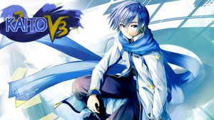 Rating: Safe Score: 32 Tags: all_male blue_eyes blue_hair daidou_(demitasse) kaito male scarf vocaloid User: FormX