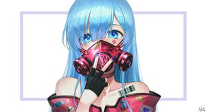 Rating: Safe Score: 104 Tags: aqua_eyes aqua_hair close gloves mask rem_(re:zero) re:zero_kara_hajimeru_isekai_seikatsu signed tattoo xiho_(xi_ho_) User: BattlequeenYume