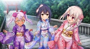 Fate/kaleid liner プリズマ☆イリヤの壁紙 2939×1606px 6644KB