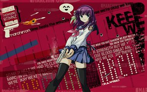 Rating: Safe Score: 70 Tags: angel_beats! gun nakamura_yuri weapon User: izuna