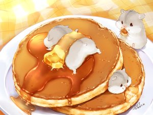 Rating: Safe Score: 63 Tags: animal food nobody original signed yutaka_kana User: otaku_emmy