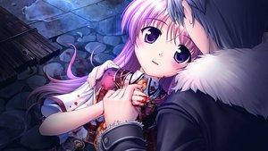 Rating: Safe Score: 28 Tags: aiyoku_no_eustia bekkankou blood eustia_astraea game_cg User: luckyluna