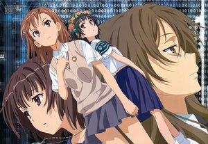 Rating: Safe Score: 12 Tags: brown_eyes brown_hair haruue_eri kiyama_harumi misaka_mikoto scan seifuku to_aru_kagaku_no_railgun to_aru_majutsu_no_index uiharu_kazari User: Maho