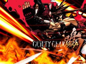 Rating: Safe Score: 6 Tags: guilty_gear guilty_gear_isuka sol_badguy User: Oyashiro-sama