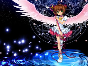 Rating: Safe Score: 20 Tags: card_captor_sakura kinomoto_sakura moonknives ribbons User: 秀悟