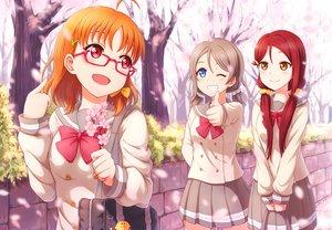桜・花見の壁紙 1200×830px 868KB