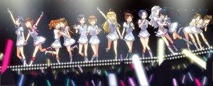 Rating: Safe Score: 53 Tags: 3u akizuki_ritsuko amami_haruka black_hair blonde_hair blue_hair boots brown_hair futami_ami futami_mami ganaha_hibiki glasses group hagiwara_yukiho headband hoshii_miki idolmaster kikuchi_makoto kisaragi_chihaya long_hair microphone minase_iori miura_azusa ponytail shijou_takane short_hair skirt takatsuki_yayoi twins uniform white_hair wink User: Wiresetc