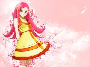 Rating: Safe Score: 3 Tags: anemone eureka_seven kobayashi_yuji pink User: Oyashiro-sama