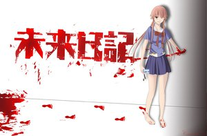 Rating: Safe Score: 42 Tags: blood gasai_yuno long_hair mirai_nikki pink_hair ribbons User: Fighter19