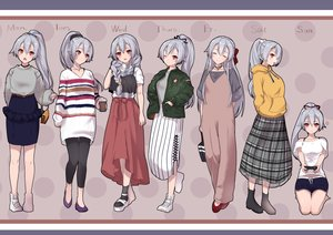 Rating: Safe Score: 60 Tags: barefoot boots bow braids choker dress drink fate/grand_order fate_(series) game_console gray_hair hane_yuki hoodie long_hair necklace ponytail red_eyes shorts skirt socks tomoe_gozen wink wristwear User: otaku_emmy