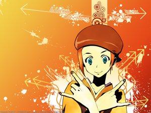 Rating: Safe Score: 14 Tags: kasumi_fuu orange samurai_champloo User: Oyashiro-sama